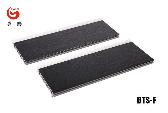 BTS-F BTS-F Aluminium Foil Skirting Board for Kitchen Base