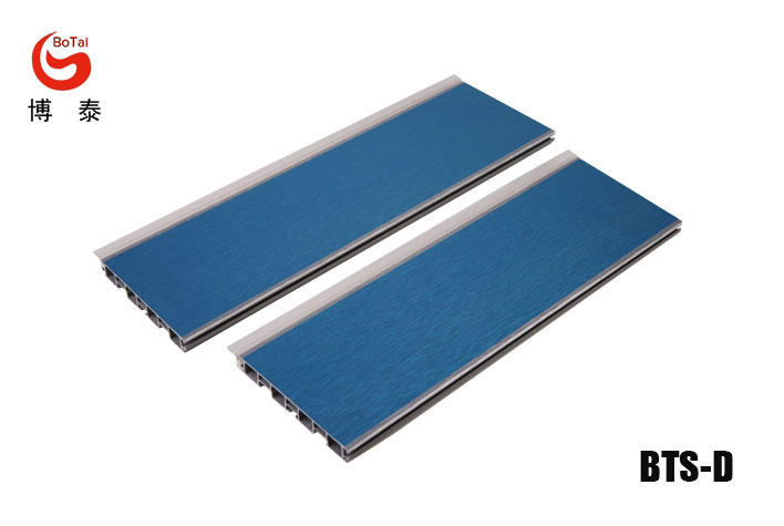 BTS-D Customized Aluminum Skirting Board In Flooring Accessory
