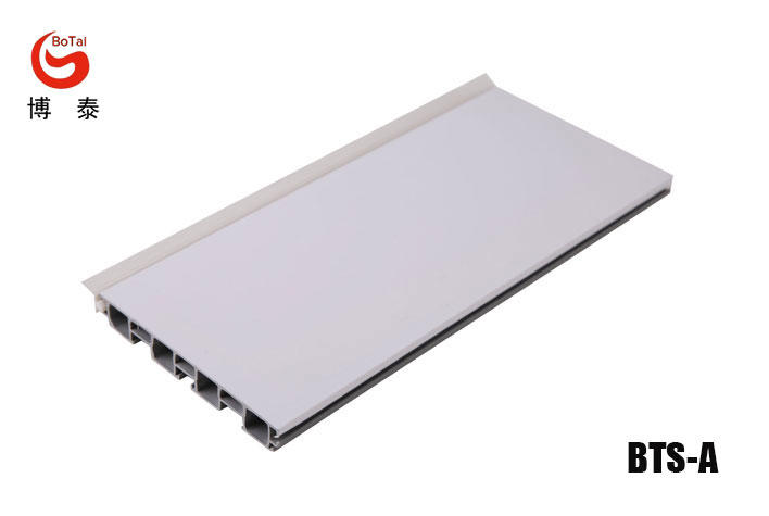 BTS-A Kitchen Cabinet Waterproof PVC Plastic Skirting Board